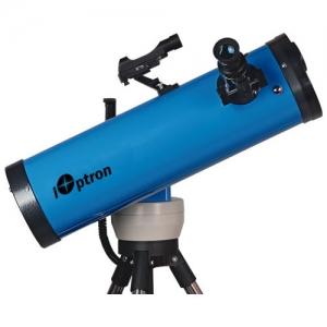 [아이옵트론] 천체망원경 E큐브 N114 블루 (GOTO)