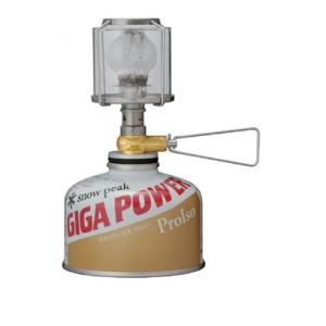 [스노우피크] 기가파워 가스 랜턴 수동 (GL-100)