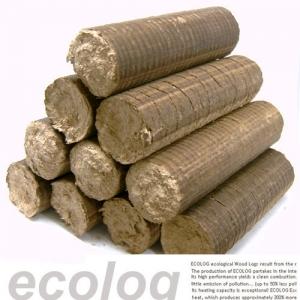 [에코로그] 에코로그,톱밥장작(10개)