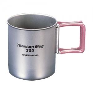 [에버뉴] 티탄머그컵 300FH 266