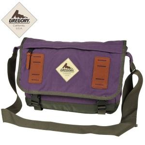 [그레고리] 선다우너 숄더백 (Sundowner Shoulder) - deep purple / SUNBIRD 시리즈