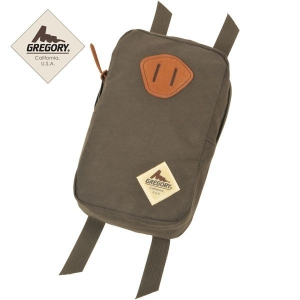 [그레고리] 어태치먼트 포켓 (Attachment Pocket) - warm black / SUNBIRD 시리즈
