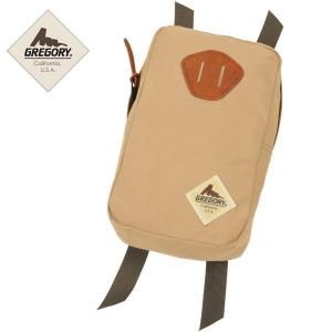 [그레고리] 어태치먼트 포켓 (Attachment Pocket) - tan / SUNBIRD 시리즈