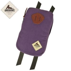 [그레고리] 어태치먼트 포켓 (Attachment Pocket) - deep purple / SUNBIRD 시리즈