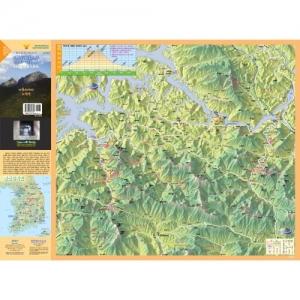 [버드맵] 월악산 지도