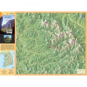 [버드맵] 주왕산 지도