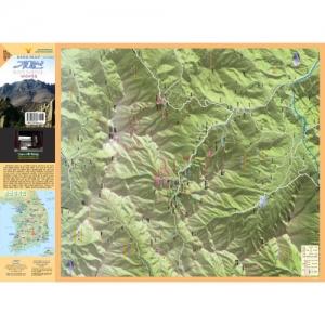 [버드맵] 가야산 지도