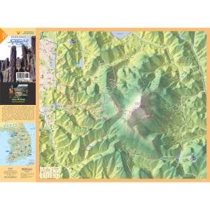 [버드맵] 무등산 지도