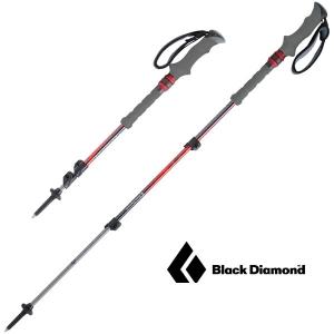 [블랙다이아몬드] 트레일 샥 컴팩트 Trail Shock Compact Trekking Pole
