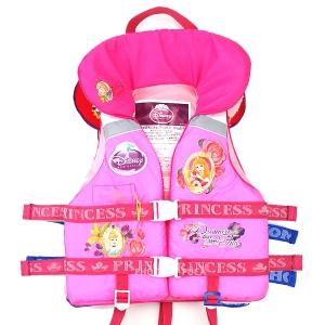 프린세스 부력보조복 30kg 구명조끼 아동용