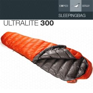 [엑스페드] 3계절용 침낭 Ultralite 300 - 570g