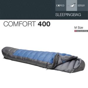 [엑스페드] 3계절용 침낭 Comfort 400 - 840g
