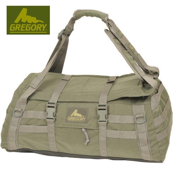 [그레고리] 택티컬 카고더플 60L - foliage green GE / Tactical Cargo Duffle / Spear Series 밀리터리 알파카모델