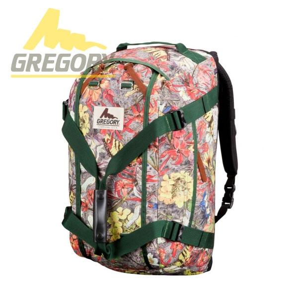 [그레고리] 크로스오버 더플백 - Sierra Flower JU / Crossover Duffle / 클래식 - 라이프스타일