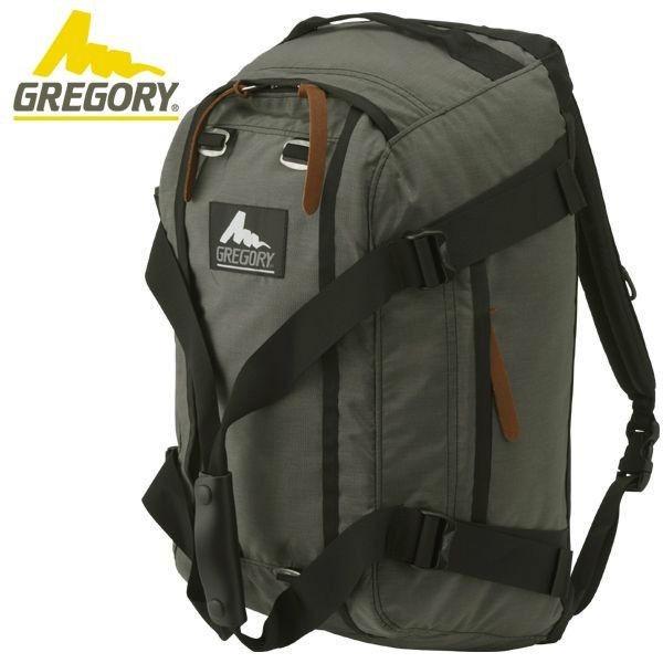 [그레고리] 크로스오버 더플백 - Charcoal grey GR / Crossover Duffle / 클래식 - 라이프스타일
