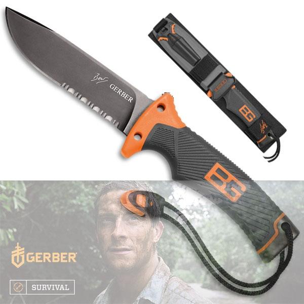 [거버] 나이프 베어그릴스 나이프 얼티메이트 FB Ultimate Knife