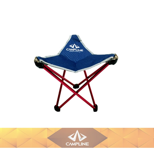 [캠프라인] 프리미엄 삼각 미니의자