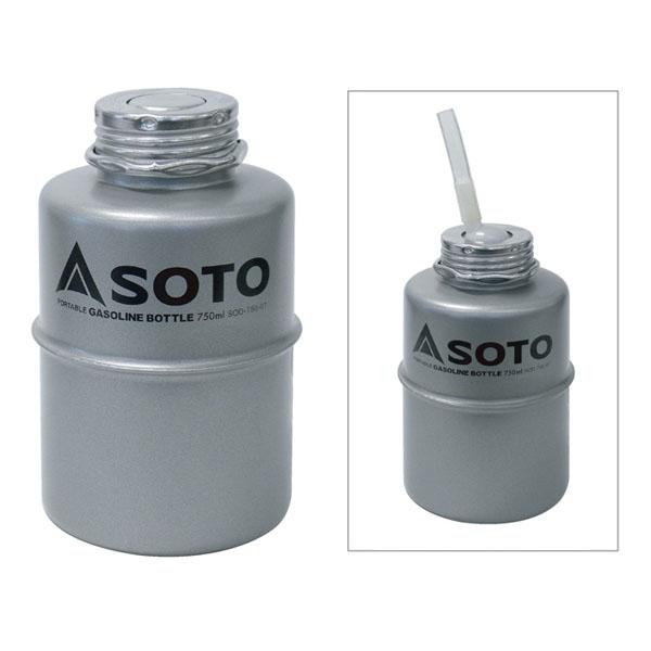 [소토 SOTO] SOD-750-07 휴대용 기름통