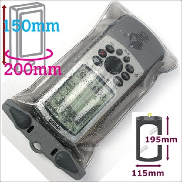 [아쿠아팩] 348 갤럭시 노트 및 PDA용 방수팩