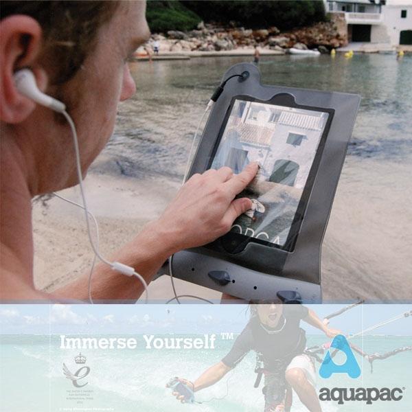 [아쿠아팩] 638 iPad, 갤럭시탭 이어폰 사용 방수팩