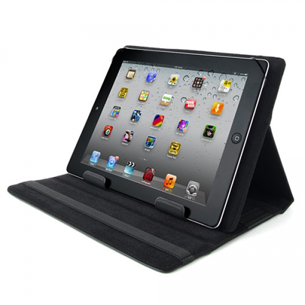 "[케이스로직] iPad or 10"" Tablet Folio [UFOL-109_bk]"