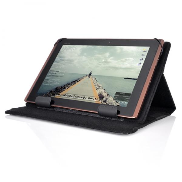 """[케이스로직] 10.1-10.2"""" Tablet Folio [UFOL-110_bk]"""