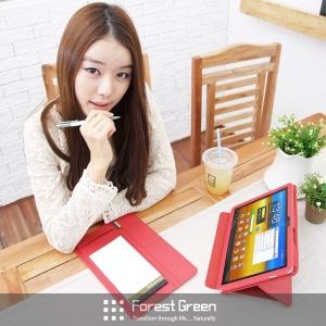 """[포레스트그린] Galaxy Tab 10.1"""" 노트케이스 FTNS-110"""
