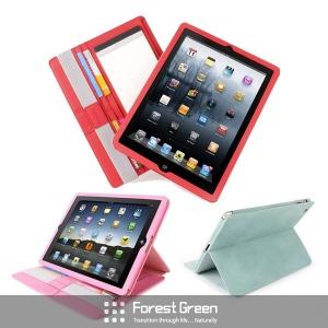 [포레스트그린] new iPad 노트케이스 FTNA-210