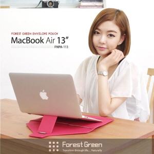 """[포레스트그린] Mac Book Air 13"""" FNPA-113"""