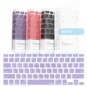 [비파인 BEFINE] 뉴 애플 무선 키보드 라이언 버전 큰 글씨 디자인 키보드 키스킨 For New Apple Wireless Keyboard Ver. Lion D-Type