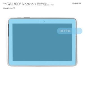 [비파인 BEFINE] 갤럭시 노트 10.1 고광택 액정보호필름 For GALAXY Note 10.1