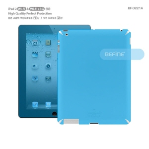 [비파인 BEFINE] 아이패드 2 고광택 액정보호필름 For iPad 2