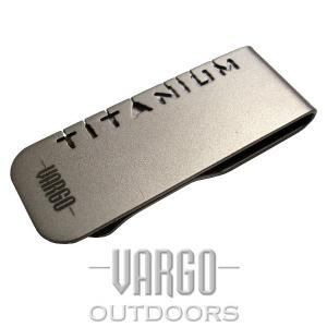[바르고 VARGO] 티타늄 머니클립