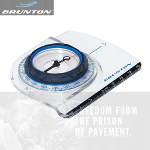 [브룬톤/브런튼] 나침반 OSS 20B Baseplate Compass
