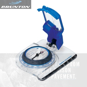 [브룬톤/브런튼] 나침반 OSS 50B Mirrored Compass