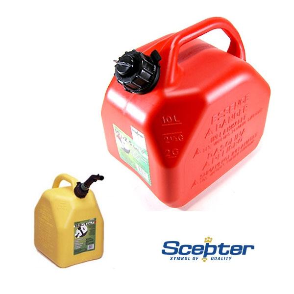 [셉터 SCEPTER] 제리캔 연료통/흘림방지 포함