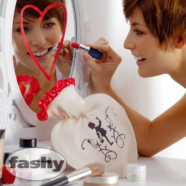 [파쉬 fashy] 로맨틱소녀폴리커버 0.7리터핫팩-하트형/찜질팩