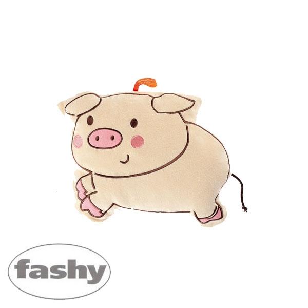 [파쉬 fashy] 보온물주머니/아기돼지커버 0.8L 핫팩/핫팩인형/찜질팩