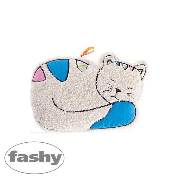[파쉬 fashy] 보온물주머니 아기고양이커버 0.8L 핫팩/핫팩인형/찜질팩
