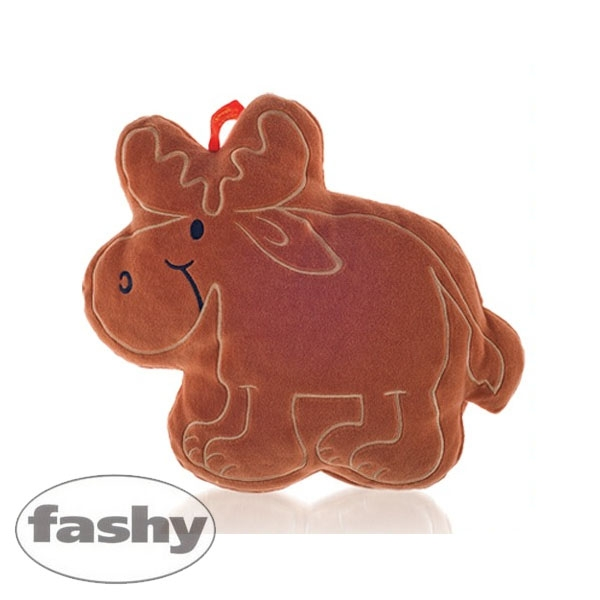 [파쉬 fashy] 보온물주머니 루돌프사슴커버0.8L 핫팩/핫팩인형/찜질팩