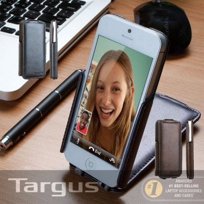 [타거스] 아이폰5 케이스 THD029AP 스탠딩 케이스