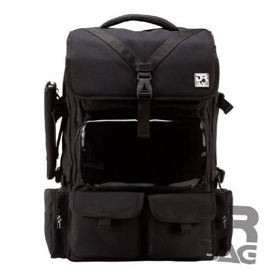 [닥터백 DR.BAG] 백팩 The Urban Travel Backpack BLACK - 맥북 프로 17인치 수납 가능 -