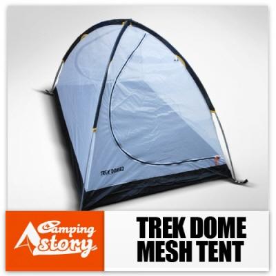 [캠핑스토리] 트랙돔 메쉬 텐트