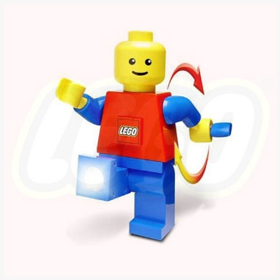 [레고] LED 자가발전