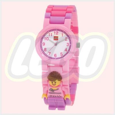 [레고] 걸 키즈 손목시계 (#9004360)