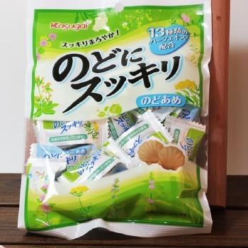 [Sale] 카스가이 허브목사탕 12년7월31일