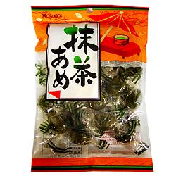 카스가이 맛차아메(녹차사탕)144g 12년9월30일