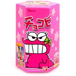 딸기맛 초코비 20g 12년11월30일