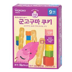와코도 군고구마 쿠키 58g 12년9월4일