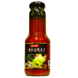 하이몬 칠리 샤브 수끼 소스300ml 14년2월1일